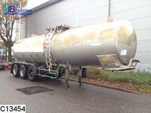 1989 Trailor Fuel 36000 Liter,