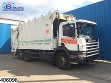 1999 Scania 94 260 6x2, garbage