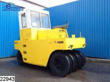 1977 Hamm GRW 15 85 KW Roller