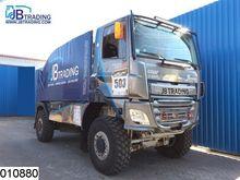 2008 Ginaf X2222 4x4 Dakar rall