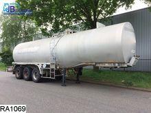1993 Fruehauf Bitum 31075 Liter