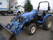 Used 2010 HOLLAND BO