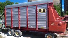 Used 2011 H & S FB74