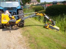 Used Hedge Trimmer With Hydraulic for sale  Dücker equipment