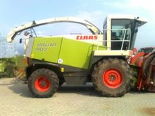 2003 Claas Jaguar 900 Self-Prop