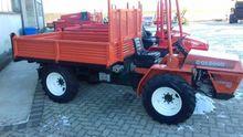 Tractors - : Goldoni TRANSCAR 2
