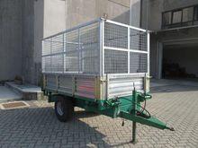 farm trailer : RIMORCHIO ZACCAR