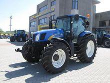 2006 New Holland TS115A Farm Tr