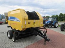 2005 New Holland BR 740 Round b