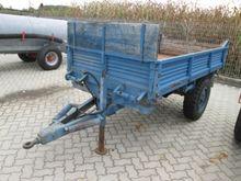 farm trailer : Rimorchio agrico