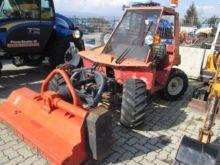 1996 Aebi TT60 Slope tractor