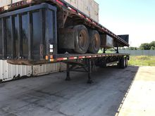 2000 DORSEY Flatbed Trailers