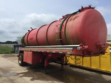 1998 CUSTOM Tank Trailers - Was