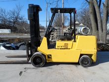 2001 HYSTER S120XL