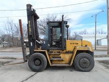 Used 1987 HYSTER H21