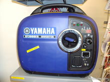 2015 Yamaha EF2000iS Inventer