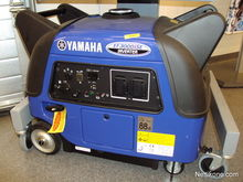 2015 Yamaha EF3000iS Inventer