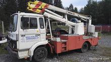 1982 Bronto 12-3 hoist Volvo pl