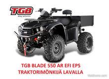 Used 2017 TGB AR 550