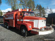 Used 1973 Scania R 1