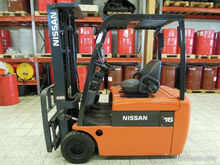 2003 Nissan 1600 kg of electric