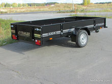 Used 2016 JT-Trailer