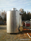Used vertical tank i