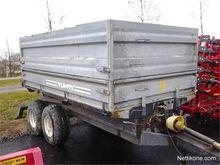 Tuhti m8 filling truck