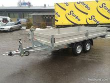 2017 Boro ATLAS 2700 kg 4x2 alu