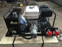 2014 Honda Hydraulic Plate