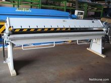 The new machine 3000mm square a