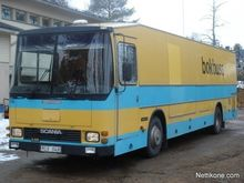 Used 1986 Scania K 9