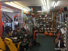 2015 Stihl Chain saws and brush