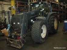 2001 Valmet 8400 are dismantled