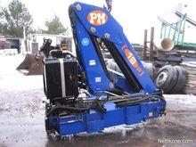 Used 2005 PM Cranes