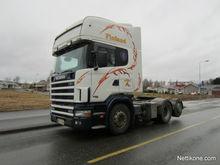 2003 Scania R 124 6X2