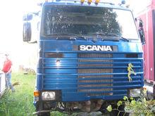 1986 Scania 142 6 X 2 truck loc