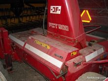 Used 2002 JF FCT 900