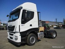 Used 2017 Iveco Stra