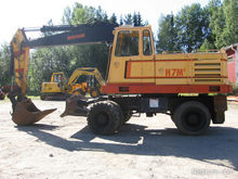 Used 1986 AKERMAN H7