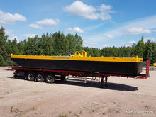 Digging and shipping 14mx7m