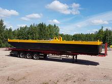 Extraction and kuljetuslautta14