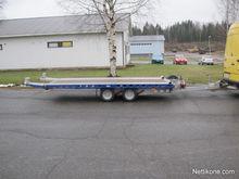 2014 Blyss Car Carrier Trailer