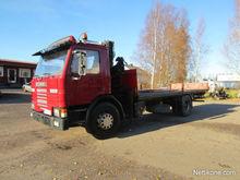 Used 1983 Scania P 8