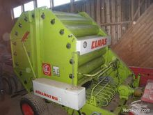 1984 Claas Rollant 85 round bal