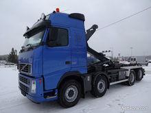2005 Volvo FH12 8x2