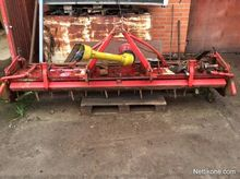 Lely 300 face milling cutter