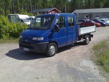 2001 Fiat DUCATO JTD MAXI CREW