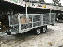 2017 Boro boss 4x2 3500 kg klap