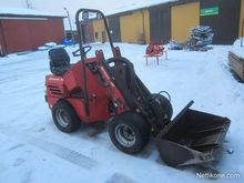 2004 760 latch Agromatic skid s